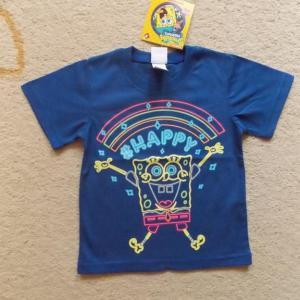 6626dcd994 SpongyaBob póló s.kék | Jázmin baba- és gyemekruha boltja
