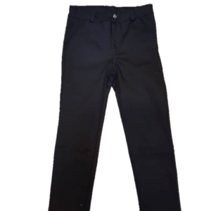 Killy Design állítható derekú alkalmi fekete nadrág fiúknak  f45a77d800