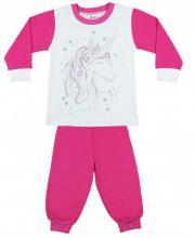 Unikornis pizsama fehér-pink színben 5131f437c7