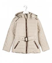 e5a219d6b7 LOSAN téli kabát nagylányoknak bézs színben