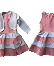 10510f9f8d Killy Design bébi 2 részes alkalmi ruha