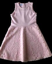 074eac88a9 Killy Design fekete-fehér alkalmi ruha gyönyörű csipkével díszítve. 8 990  Ft. Killy Design gyönyörű csipkés alkalmi ruha púder színben